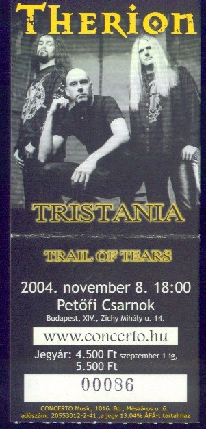 therion-tristania 2004