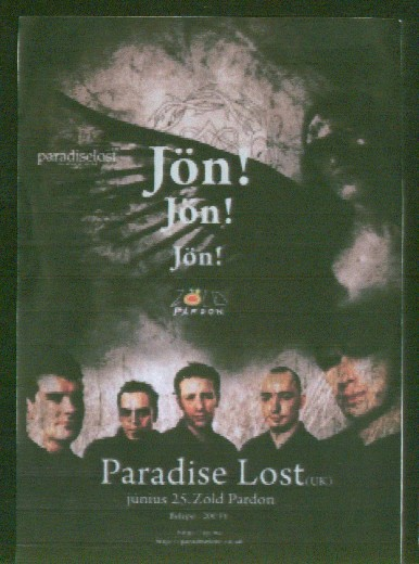 paradise lost 2008